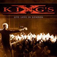 King\'s X - Live Love In London [CD+DVD]